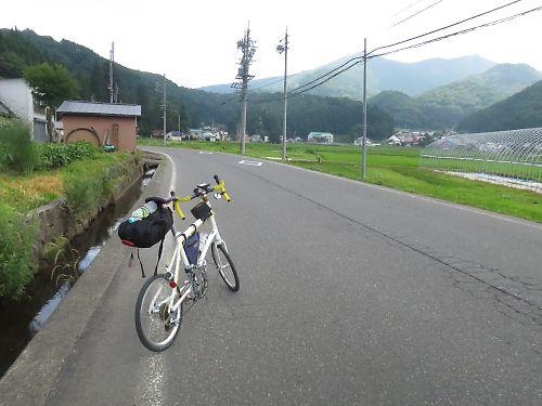 】斑尾高原越え自転車ツーリング by Dahon Dash X20