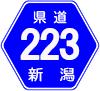 新潟県道223号