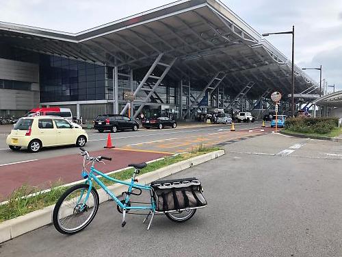 エクストラサイクル・エッジランナー(新潟市)