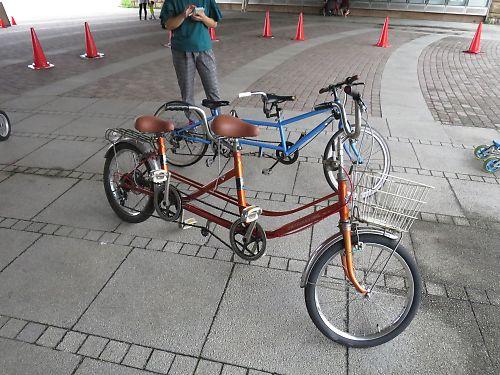 新潟県スポーツ公園20周年記念事業/鳥屋野潟サイクリング