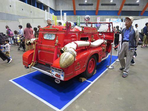 オート三輪消防車