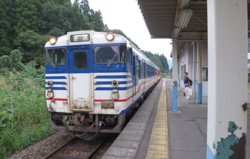 キハ48523(磐越西線)