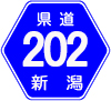 に新潟県道202号