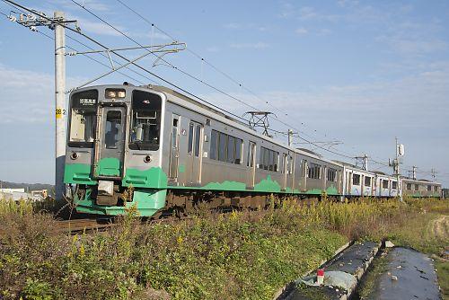 えちごトキめき鉄道ET127の6連