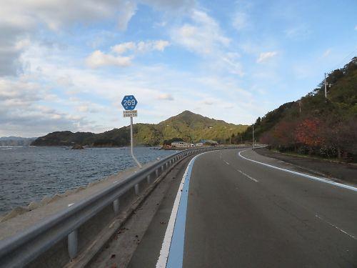 豊後水道・半島めぐりツーリング(宿毛→宇和島)by Dahon