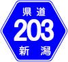 新潟県道203号