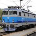 クロアチア国鉄1141形交流電気機関車