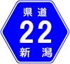 新潟県道22号