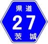 茨城県道27号