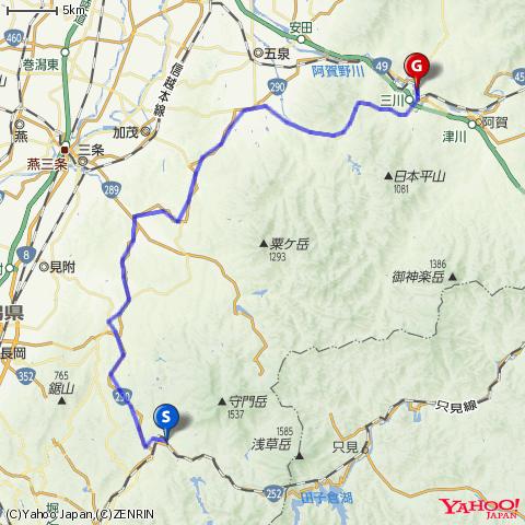 国道290号線里山ツーリング(入広瀬―三川) by Dahon Dash X20