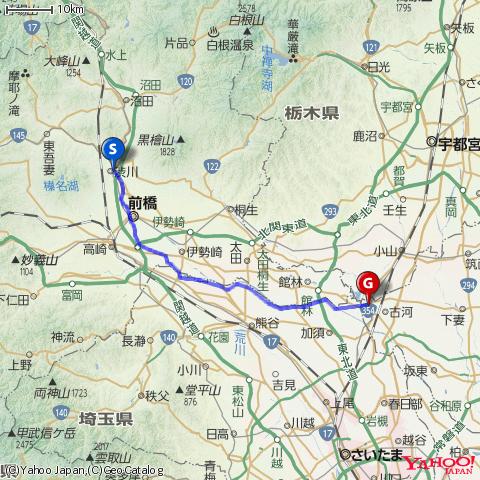桜と菜の花が咲く利根川自転車道を行く(渋川→古河)