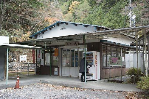 大井川鉄道・井川線