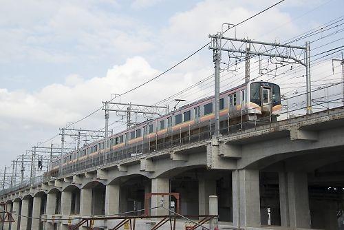 新潟駅東跨線橋