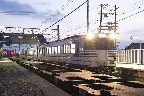羽越本線・京ヶ瀬駅