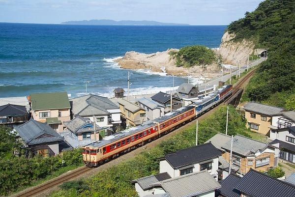 羽越本線(桑川-今川)