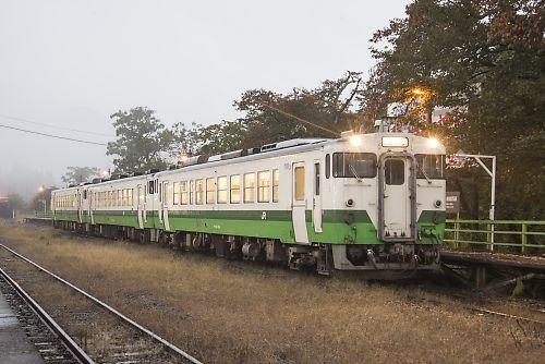磐越西線220D(野沢駅)