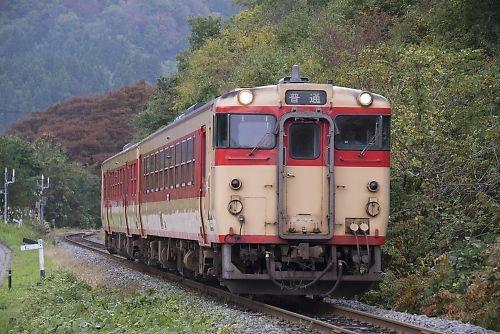 磐越西線232D(荻野)