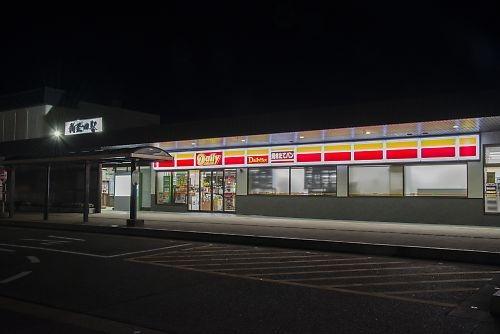 白新線、羽越本線・新発田駅