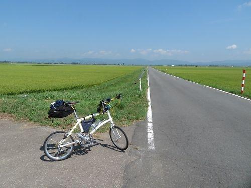 国道345号一本木峠ツーリング(鼠ヶ関→余目)