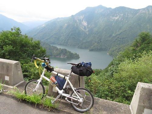 【自転車】六十里越ツーリング(国道252号)