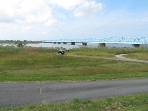 信濃川左岸から阿賀野川右岸周遊ツーリング