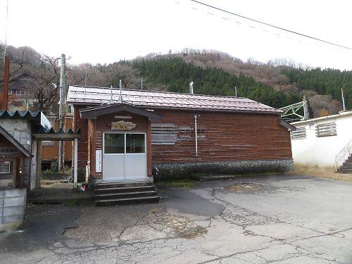 上越線・土樽駅