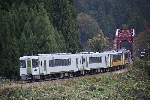 磐越西線221D(鹿瀬-日出谷)
