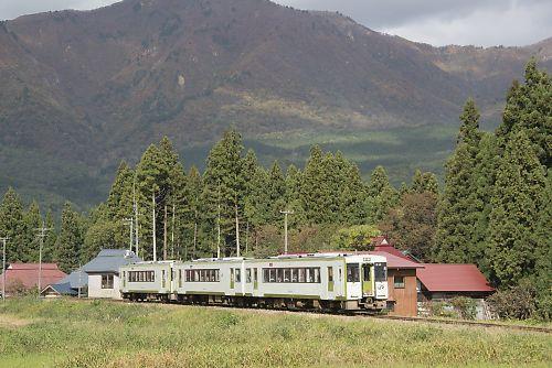 磐越西線228D(日出谷-鹿瀬)